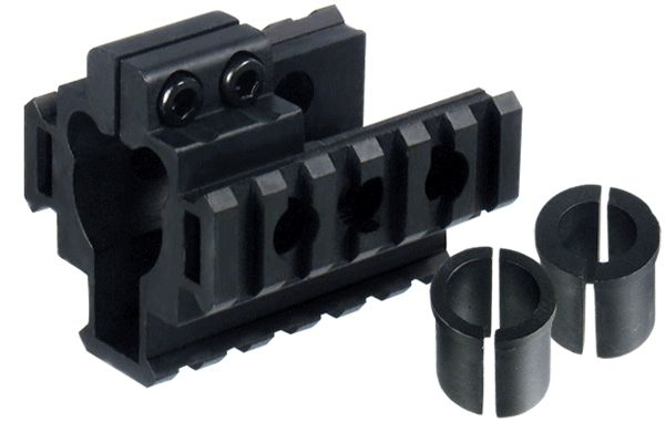 UTG Frontvisier Montage für AR-15 inkl. Adapter
