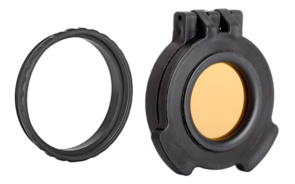 Tenebraex Objektivschutzkappe KH5658-ACR, orange-transparent